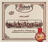 Asbach-Pralinen Holz-Geschenkkistchen 400 g, 1er Pack (1 x 400 g)