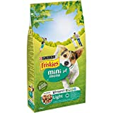 Purina Friskies Crocchette Cane Vitafit Light Mini Menu, 6 Sacchi da 1.5 kg Ciascuno