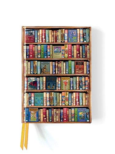 Premium Notizbuch DIN A5: Bodleian Libraries, Bücherregal Hobbys und Zeitvertreib: Unser hochwertiges, liniertes Blankbook mit festem, künstlerisch ... Notizbuch DIN A 5 mit Magnetverschluss)