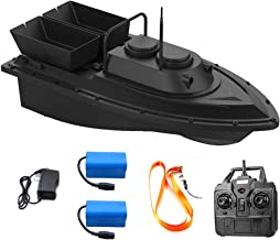 Best bait boat with fish finder Reviews