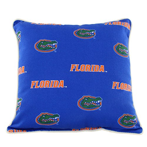 College Covers Florida Gators Outdoor Decorative Throw Pillow, 16