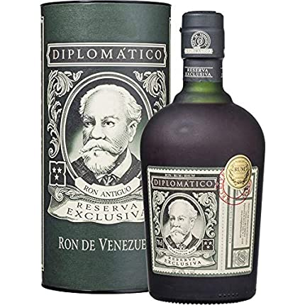 Diplomatico Diplomático Reserva Exclusiva Ron Antiguo 40% Vol. 0.7L In Giftbox - 700 ml