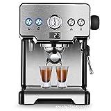 LG Snow cafetera Máquina De Espresso Italiana De Alta Presión De La Tienda De Té De Vapor Concentrado Molido En El Hogar