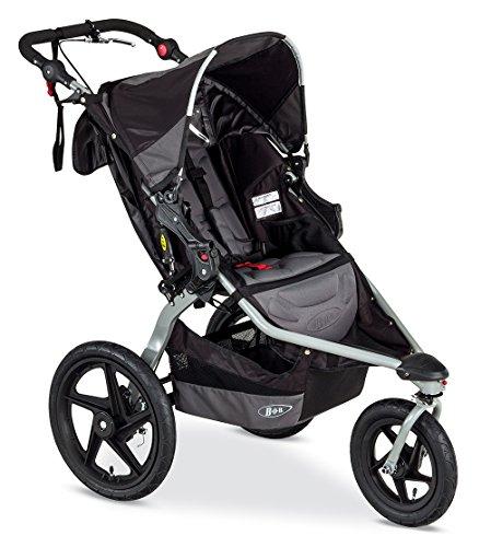 bob baby strollers BOB Revolution Pro Single Stroller, Black