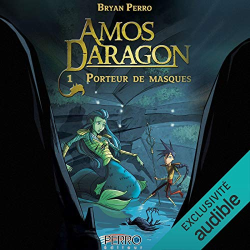 Porteur de masques cover art