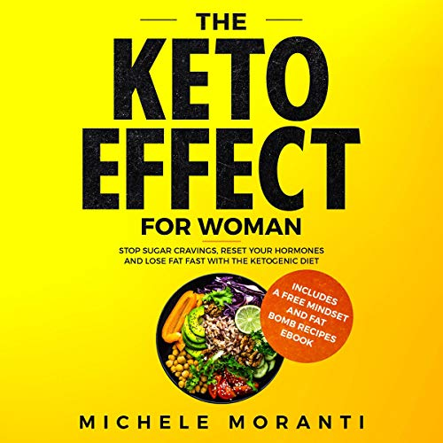 『The Keto Effect for Woman』のカバーアート