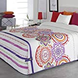 Reig Marti - Edredón Conforter SURAT 02 - Cama 150 Cm