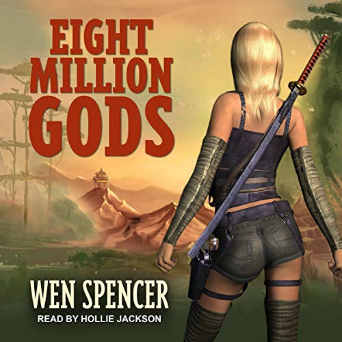 Eight Million Gods  By  cover art