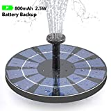 Tranmix Solar Fountain