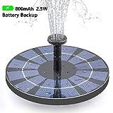 Tranmix Solar Fountain...image
