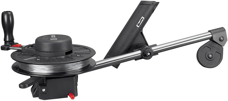 Scotty 1080 Strongarm 24  Manual Downrigger w Rod Holder