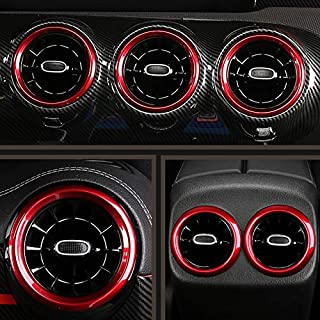 ENET argento auto styling modanatura decalcomanie porte interne sticker modanatura linea Decoratian