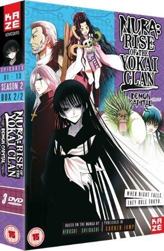 Nura-Rise of The Yokai Clan Season 2 Part 2 [Edizione: Regno Unito] [Import]