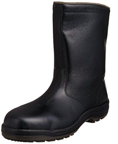 [ミドリ安全] 安全靴 JIS規格 半長靴 CF140 メンズ ブラック 27.0(27cm)