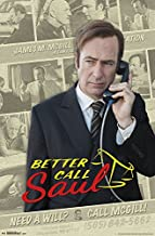 Trends International Better Call Saul Collage Wall Poster, 22.375