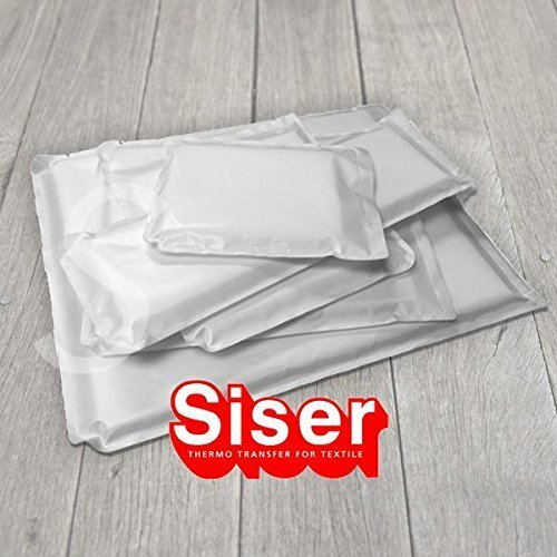 Hand Made Heat Press Pillow by Siser America - 12 Inch x 14 Inch