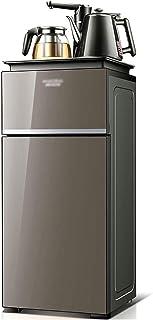 SCDSRQ Dispensador de Agua más fría Inferior Cargando Dispensador de Agua con Seguridad Bloqueo for niños, Polvo Puerta del diseño, Grifo Giratorio, el Panel de Tacto