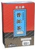アルファックス プーアル茶(100包)