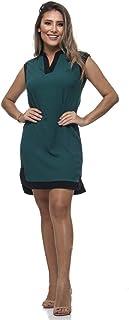 Vestido Clara Arruda Grainy Decote V 50295