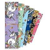 Marque-Pages à colorier - Licornes