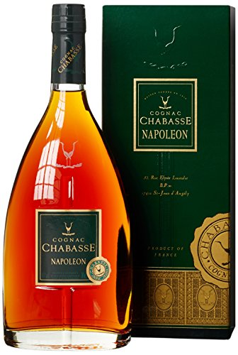 Chabasse Napoleon 12 Jahre mit Geschenkverpackung  Cognac (1 x 0.7 l)