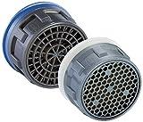 BLANCO 521746 Strahlreglerset mit Klar-und Perlstrahlregler für Hochdruck-Armaturen Perlator,...