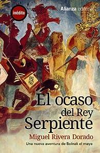 El ocaso del Rey Serpiente par Miguel Rivera Dorado