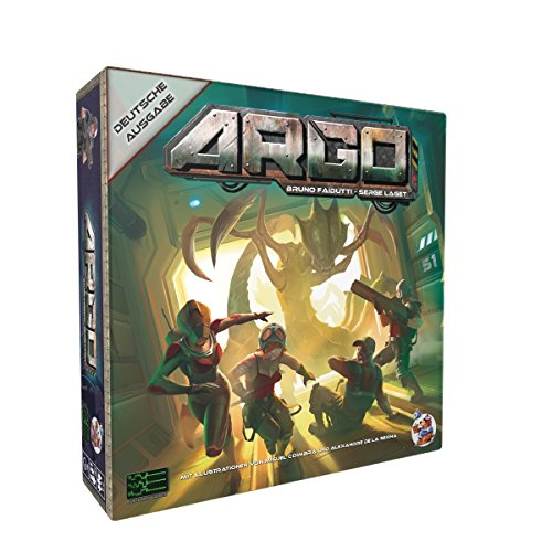 Unbekannt Flatlined Games FLGD0003 Argo-Deutsch