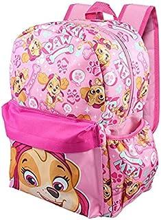 "Paw Patrol Allover Print Skye 16"" Girls Large Backpack"