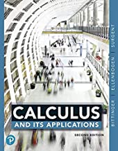 Calculus and Its Applications (2nd Edition)