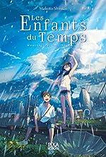 Les Enfants du Temps - Weathering With You de Makoto Shinkai