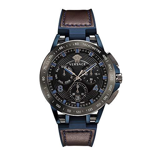 Versace Mens Watch Sport Tech Swiss Made...