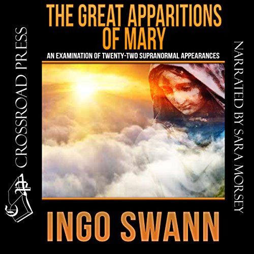The Great Apparitions of Mary audiobook cover art