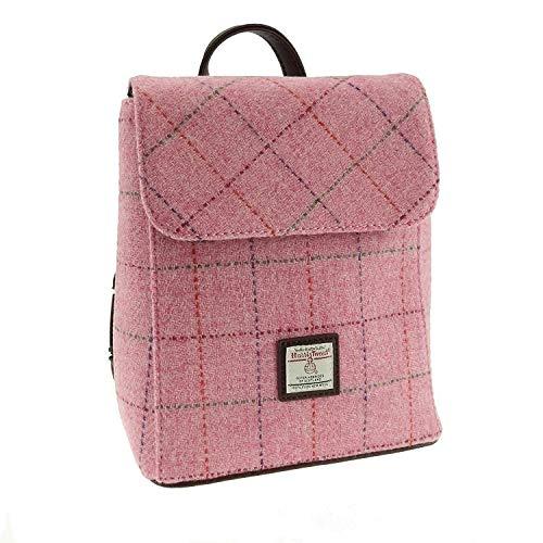 Damen Original Harris Tweed Modisch Mini Rucksack LB1213 Farbe 68