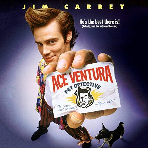 Ace Ventura cover art