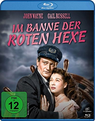 Im Banne der roten Hexe (John Wayne) [Blu-ray]