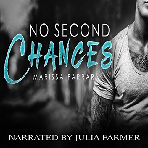 No Second Chances audiobook cover art