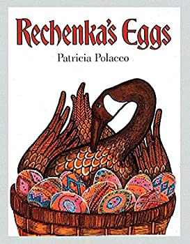 Paperback Rechenka's Eggs Book