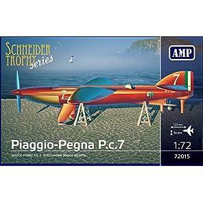 ミクロミル 1/72 ピアッジョ・ペグナ P.c.7 (AMPブランド) プラモデル MKRAMP72-015