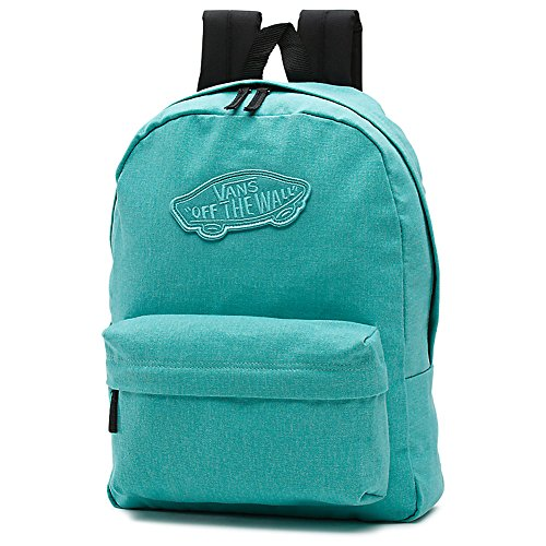 Vans Realm Backpack Rucksack, 42 cm, 22 L, Pool blau