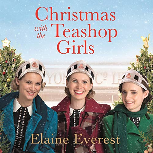 Christmas with the Teashop Girls cover art