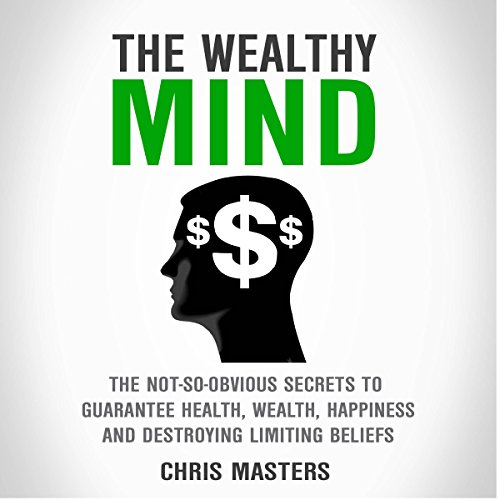 The Wealthy Mind audiobook cover art