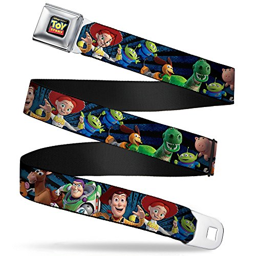 Buckle-Down Seatbelt Belt Toy Story XL