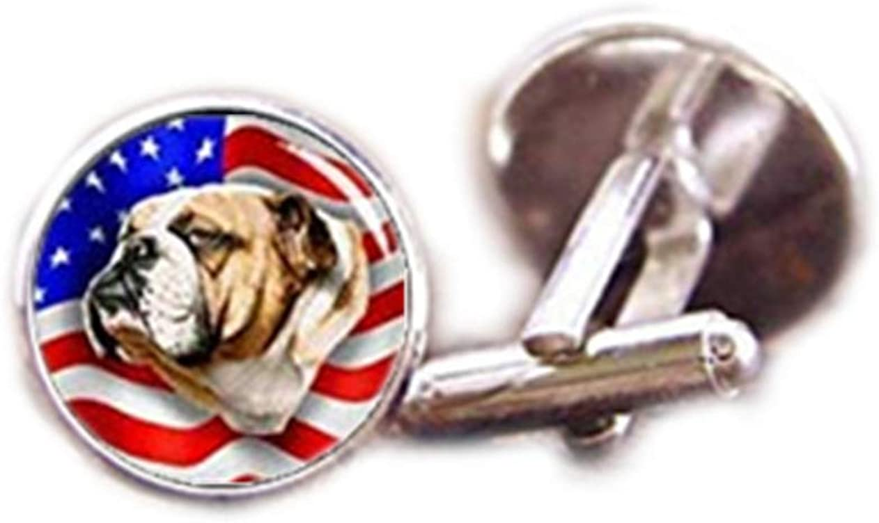 Death Devil Art Picture Cuff Links,US Flag Cufflinks, Patriot Cufflinks, Bulldog Cufflinks, Custom Dog Cufflinks, Flag of U S Cufflinks, Groom Cufflinks, Tie Clips, Or Set,Gift of Love