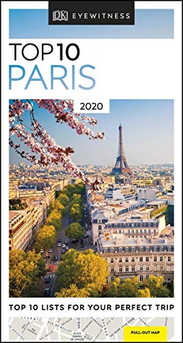 DK Eyewitness Top 10 Paris (2020) (Pocket Travel Guide)