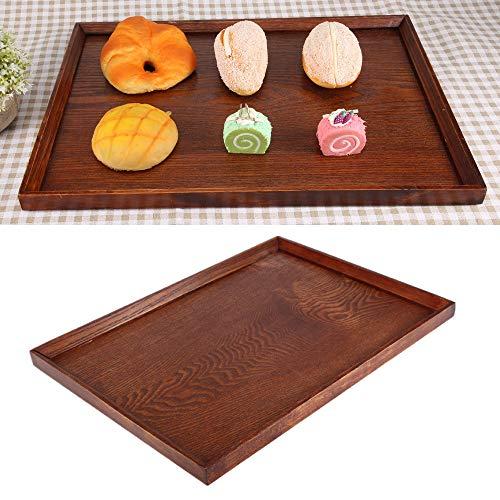 Serveringsbricka Tallrikar för teservis Fruktsötsaker Mat Heminredning till frukost i sängen (# 05)