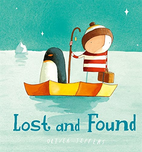Lost and Found [Lingua Inglese]