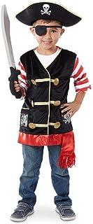 Melissa and Doug Pirate Costume 4848 - Pretend Play