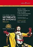モーツァルト:ポントの王ミトリダーテ(コヴェント・ガーデン王立歌劇場)[DVD]
