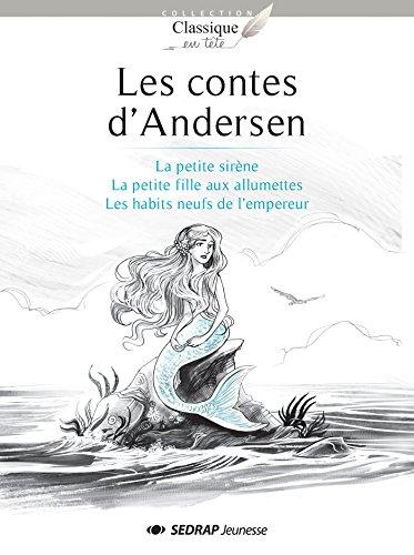 Les contes d'Andersen : 25 romans + fichier